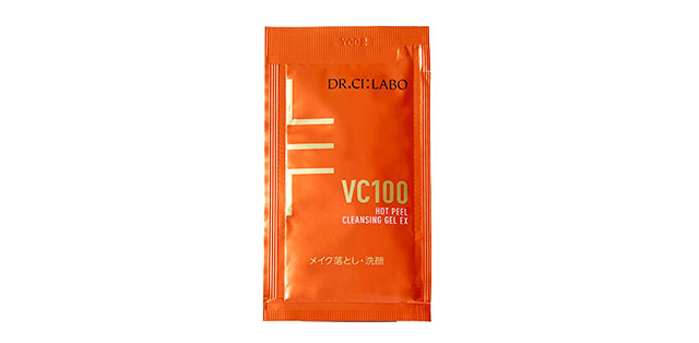 VC100ホットピールクレンジングEX
